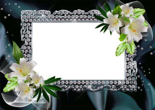 Стильная рамка для фотошопа скачать бесплатно