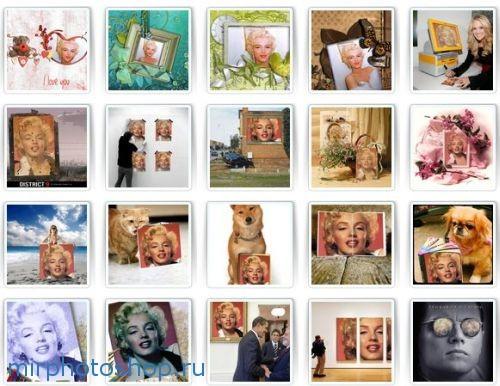 фоторамки аватарки: