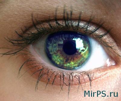 Изменить цвет глаз в фотошопе онлайн