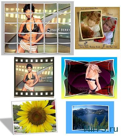 Обработка фотографий в фотошопе онлайн