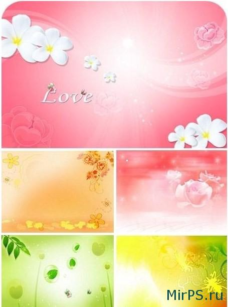 Романтические стили для фотошопа